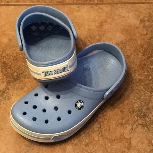 90dcbf463497 CROCS Shoes - UNC Tar Heels Crocs University North Carolina 5 7